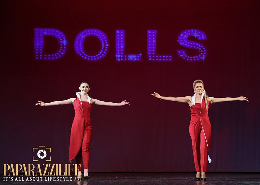 #Dolls պարային համույթը նշեց տասն ամյակը