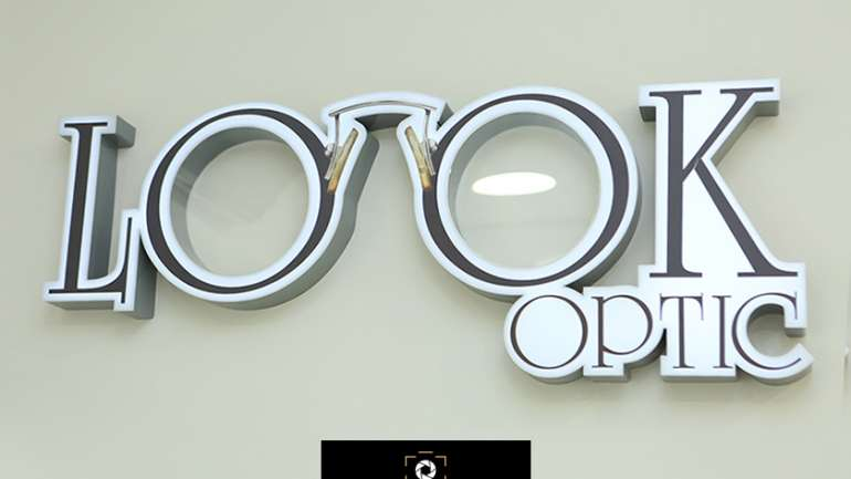 Look Optic. Մասնագիտացված խանութ-սրահ