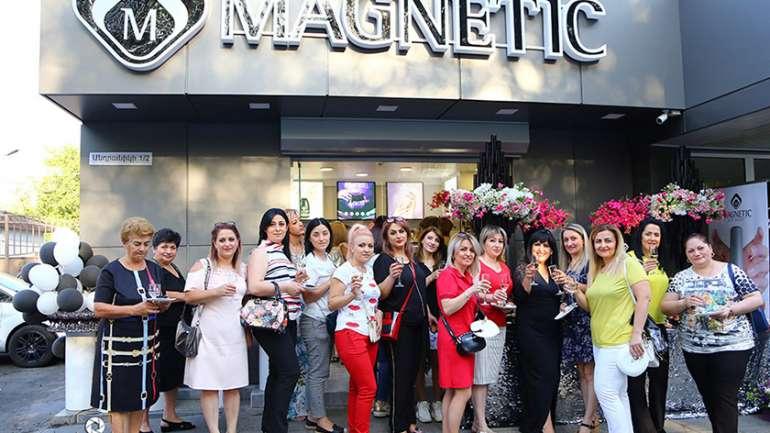 MAGNETIC-ի պաշտոնական ներկայացուցիչ Magnetic-Հայաստանը Անդրանիկի 1/2 հասցեում