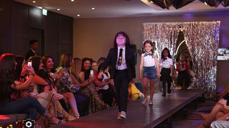 Prince Princess  խանութ – սրահը Kids Fashion Day  նախագծի շրջանակներում ներկայացրեց Back To School հավաքածուն