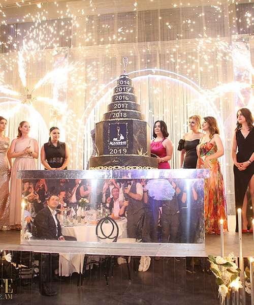 VI ежегодная церемония награждения лучших в сфере туризма «Армения туристическая – 2019»