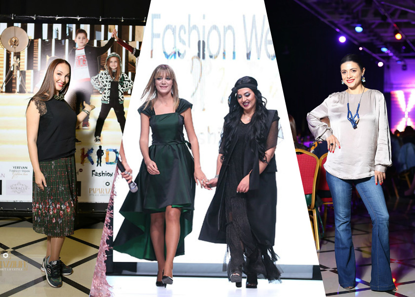Kids Fashion Day / Yerevan Fashion Week Golden Lace