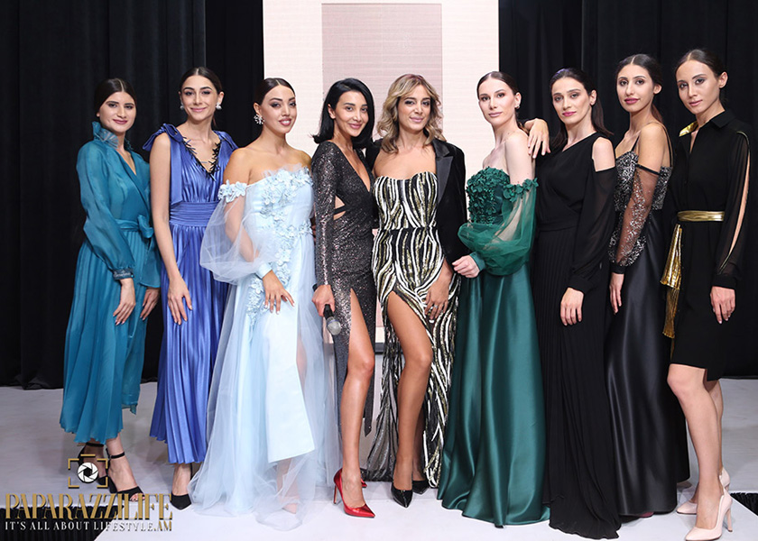 Yerevan Fashion Week GoldenLace