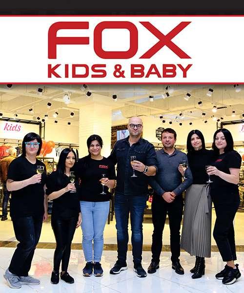 Grand Opening – Fox Kids & Baby