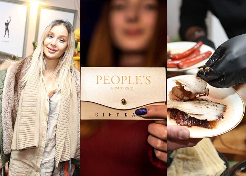 People gastro cafe – Grand opening