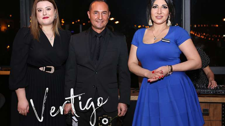 OPERA SUIT HOTEL-ի 13-րդ հարկը նրկայանում է նորովի՝ VERTIGO lounge bar-ի պաշտոնական բացումը և գլխապտույտ կոկտելները