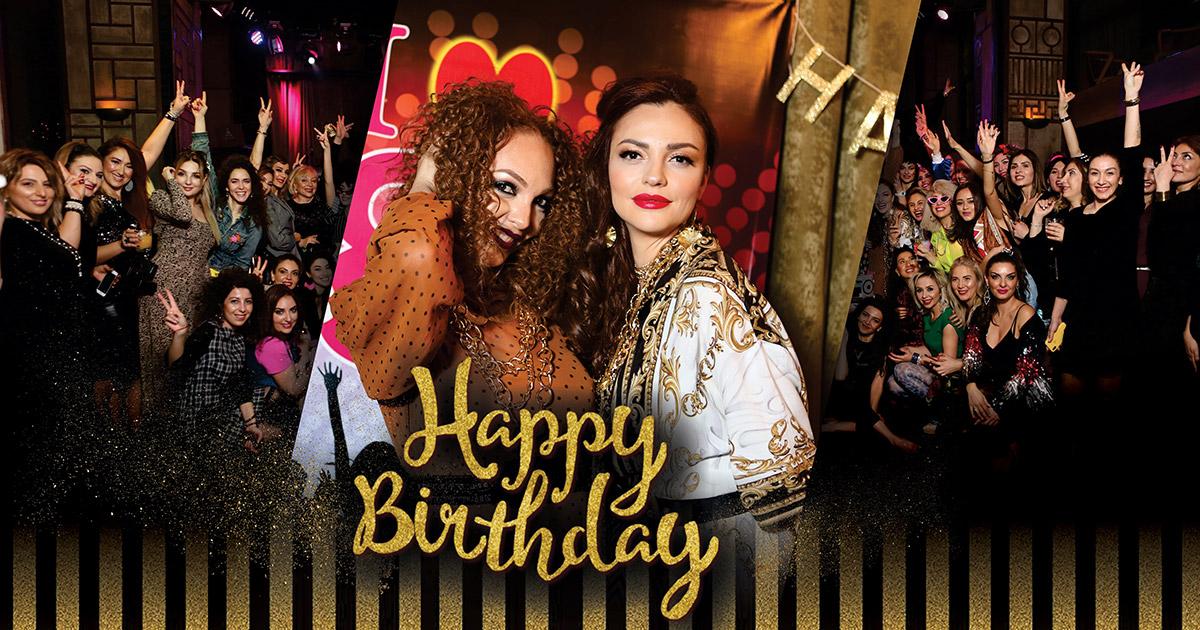 Irina Tovmasyan's birthday party!!!