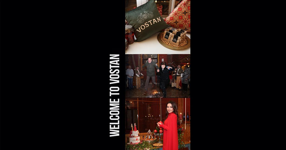 Ռուսական НТВ-ն հայկական Տյառնընդառաջի հետքերով Ոստան ռեստորանում է