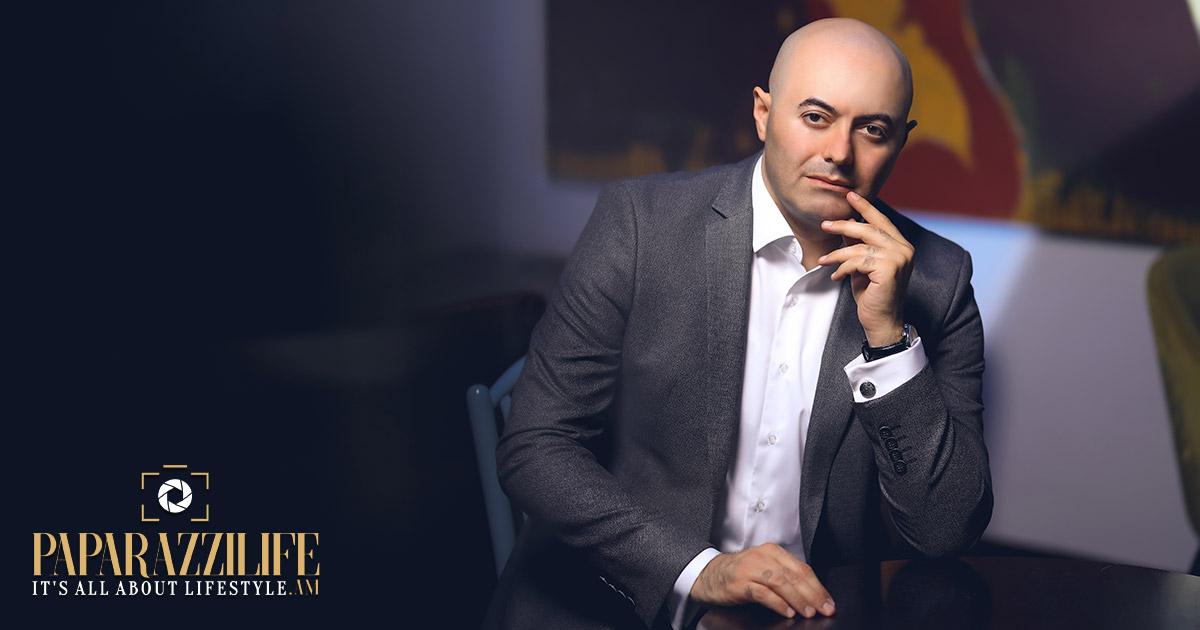 Հակոբ Աշոտի Պողոսյան. ՊԱՌԼԱՄԵՆՏ ամսագրի այս համարի դեմքը